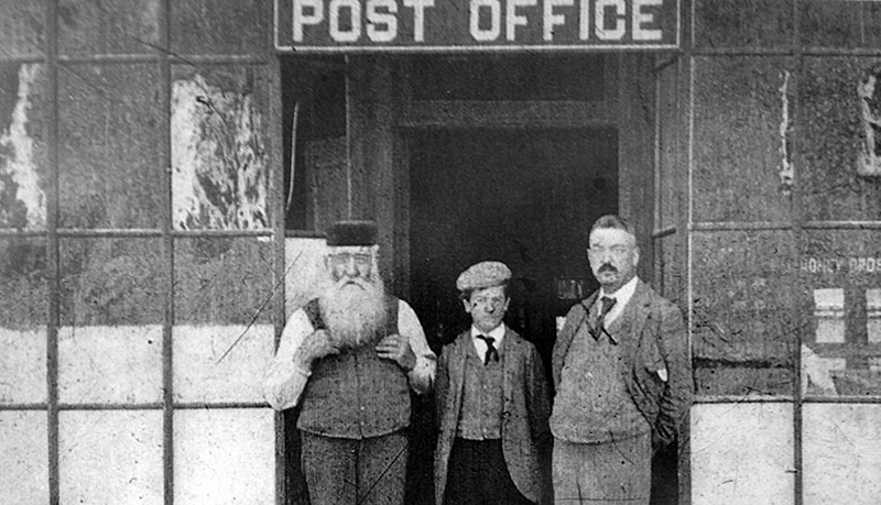 harriston postmasters mccready family